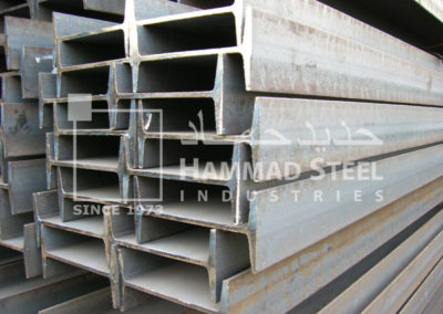 High Quality Steel Beam in our Warehouse