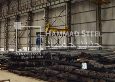 Rebar Stock of 22mm