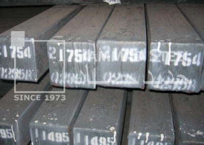 Steel Billet Stock In Warehouses